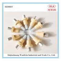 Disposable expendable immersion thermocouple tips S type with triangle bottom Manufactures