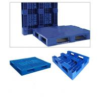 Heavy Duty PP / HDPE Plastic Pallets Size Customized With Four Way Entry Manufactures