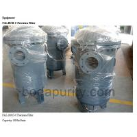China Cyclone Separation Compressed Air Dryer Filter For Removel The Oil / Water / Dust In Compressed Air on sale