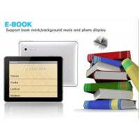 China Dual Core Android 4.1 Jelly Bean 9.7 Tablet PC 10 Point Capacitive Bluetooth on sale