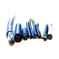 four cores flexible rubber sheathed insulated cables for hazardous environment
