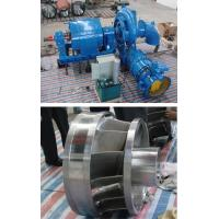 Quality Horizontal Francis Hydro Turbine Unit, Francis Water Turbine For Hydro-Power Stations for sale
