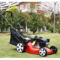 Eco Friendly 4 In 1 Gas Line Lawn Mower 20 Inch For Courtyards / Streets / Parks Manufactures