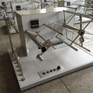6 Magentas Textile Testing Equipment / Yarn Count Machine For Wrap Reel Yarn Testing Manufactures
