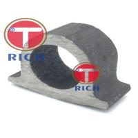 Omega Shape Structural Steel Pipe Painted Rifle Seamless Carbon Steel Pipe Manufactures