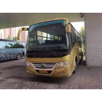 2012 year 51seats used front engine yutong coach bus zk6112 model Manufactures