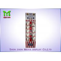 Festival Christmas Customize Promotion Display Stand / Cardboard Poster Display Manufactures