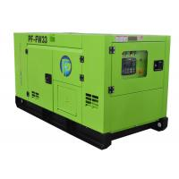 24KW 30KVA Soundproof Type Fawde Engine Silent Generator Set Manufactures