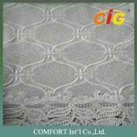 Colorful PVC Lace Tablecloth Nice Surface Handle Soft With Much Designs Much Thickness