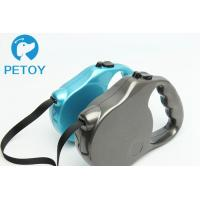 5m Retractable Pet Leashes Flexi Retractable Dog Leash Large For Outdoor Walking Manufactures
