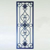 Wall Hanging with Antique Wrought, Made of Iron Material Manufactures