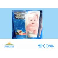 China NB S M L XL XXL Size Chemical Free Infant  Printed Baby Diapers For Sensitive Skin on sale
