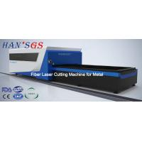 Metal Laser Cutter Machine Professional Cutting Carbon Steel / Stainless Steel Manufactures