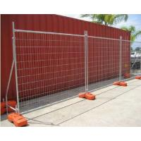 Quality 10 PCS Temporary Fencing Panel Size 2.4m*2.1m Factory Direct Sale for sale