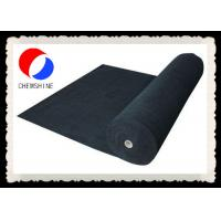 China Activated Carbon Fiber Felt For Air Conditioners , Heat Resistant Felt 1MM Thickness on sale
