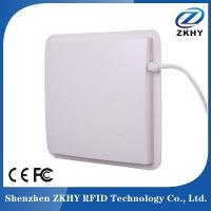 Uhf Wiegand Credit Card Long Range Rfid Reader Iso18000-6B / 6C Protocol Manufactures