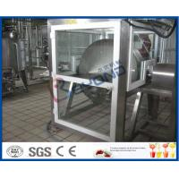 Buy cheap ISO Electric Butter Maker Butter Making Equipment With Bottle Packing Machine from wholesalers