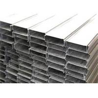 Hot Rolled C Channel Steel u beam C160 160-60-20 for automobile / solar power Manufactures