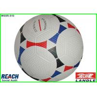 Professional Standard No.5 Size 4 Training Footballs with Smooth Finish Manufactures