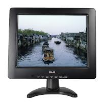 Desktop industrial LCD monitor 12.1 inch 800 * 600 VGA AV CE ROHS approved Manufactures