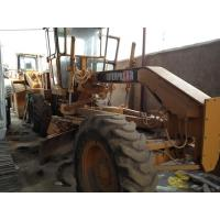 used motor grader,used CAT 12G grader,good condition,high efficiency,motor garder Manufactures