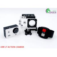 Quality 140D 2.0 Inch 1080p Waterproof Action Camera 4k Mini 900 MAh USB 2.0 With for sale