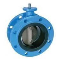 "cast iron 2"" ~ 120"" Butterfly Valves For Sewage DIN2501, PN10 EN 593,CI,150LB Manufactures"