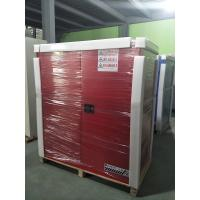 Chemical Safety Paint Storage Cabinets Double Doors For Hazardous Material Manufactures