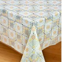 Elegant PVC Tablecloth Home Use Manufactures