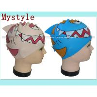 swimming cap for children 3-10 years Manufactures