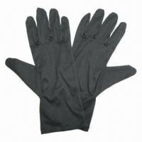 Microfiber Cleaning Gloves, Used for Watch/Jewelry/Diamond and More, Made of 80% Polyester/20% Nylon Manufactures