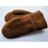 China ladies' double face lambskin glvoes / reversed lambskin gloves on sale