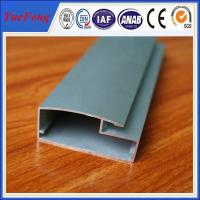 aluminum profile for kitchen cabinet glass door Manufactures
