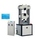 LCD Display Servo Hydraulic Testing Machine 13~40mm Circular Sample Clamping Dia Manufactures