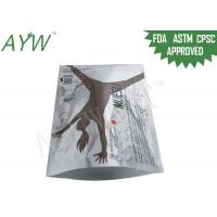 1KG Food Packaging Plastic Bags Stand Up VMPET For Muesli Walnut Packing Manufactures