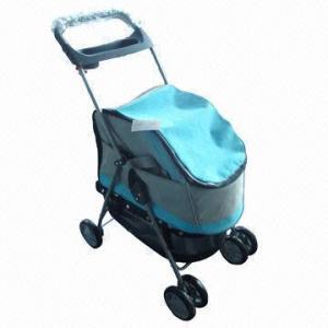 Durable Pet Stroller, Measures 68 x 44 x 94.5cm Manufactures
