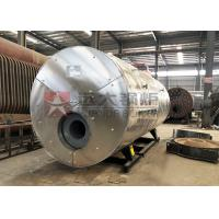 Stable 1500kg/H Gas Oil Steam Boiler 1.0 Mpa / 1.6MPa Rated Working Pressure Manufactures