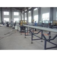 China Automatic PVC Profile Extrusion Machine With Accessory Material , CE Certificate on sale