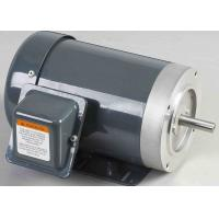 60Hz 2HP 1/3HP Three Phase Asynchronous Motors For Gear Box , C-face Motor Manufactures