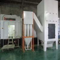 Price For A Powder Coating Line Include Spray Booth And Curing Oven Manufactures