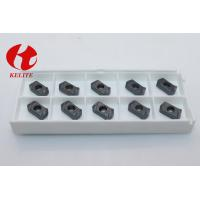 High feed carbide milling Inserts LNMU0303ZER-MJ,Tungsten Carbide Materials Excellent Wear Resistance Manufactures