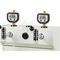 Fast Dispensing Digital Oil Meter With Removable Basin For Collection Fluid for sale