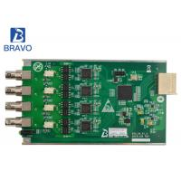 ASI / SDI Digital Sub Board 4 Channel For Signal Encoding Transcoding Manufactures