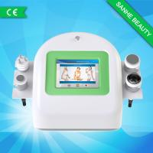 Skin Tightening Ultrasonic Cavitation Slimming Machine , Spa RF Ipl Beauty Machine Manufactures
