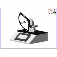 LCD Display Paper and Textile Lab Testing Equipment 0-64N Elmendorf Tearing Tester Manufactures