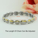 Best Selling Fish Shaped Energy Titanium Therapy Jewelry Anion Bracelet,Bio Health Element,smart bracelet Manufactures