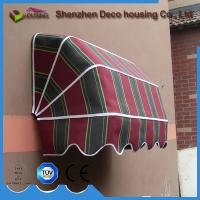 French window awning Manufactures