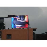 High Definition P10 Outdoor Advertising LED Video Screens in Slovakia Manufactures