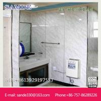 artificial stone walls with UV coating technology 2440*1220*6/8/9mm Manufactures