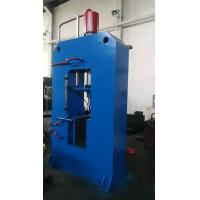 Quality Aluminum tube elbow forming machine, Ball Pushing Type Hydraulic Pipe Fitting Machine for sale